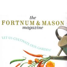 FORTNUM & MASON MARGAZINE FEATURE ARTICLE ABOUT MARC DEMARQUETTE 'THE CHOCOLATE MAKER' - 17.04.2008